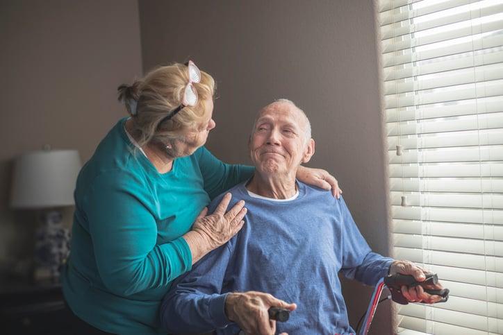 a palliative caretaker